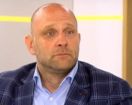Тити Папазов: За носител на Ковид-19 се чувствам отлично