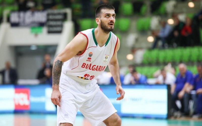 Баскетболният национал Станимир Маринов е с COVID-19