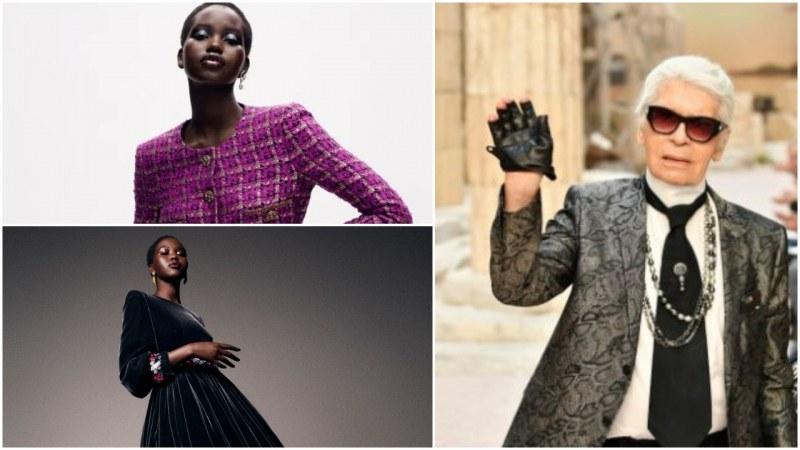 Chanel с нова колекция, вдъхновена от покойния Карл Лагерфелд