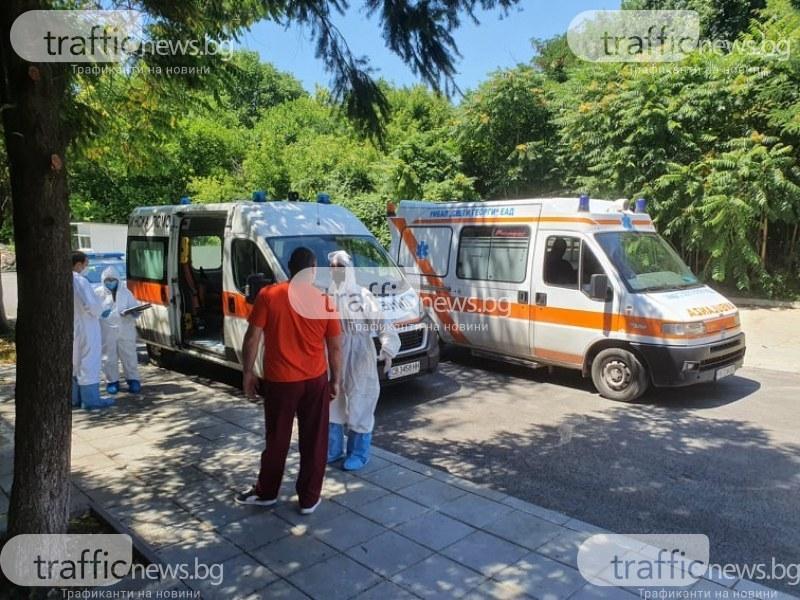 Двама футболисти, абитуриенти и бебе на 40 дни - сред новите случаи в Пловдив
