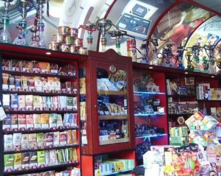 2 бона глоба за пловдивски магазин, продали цигари на дете