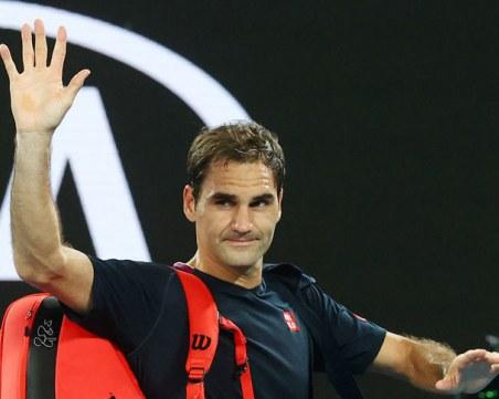 Федерер: Отказването е близо