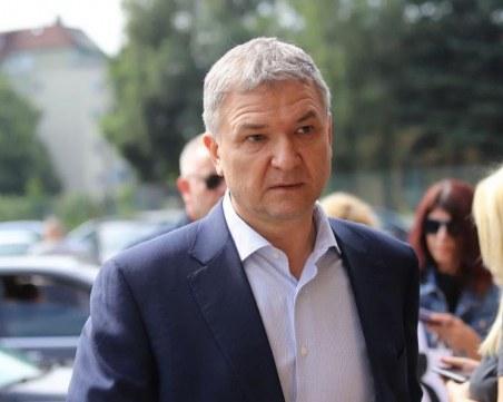 Пламен Бобоков е арестуван за търговия с влияние