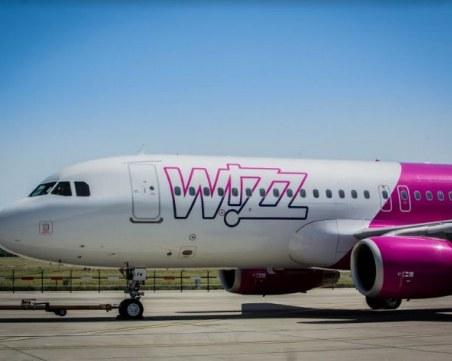 Wizz Air пусна полети по 9.99 евро от България до Германия