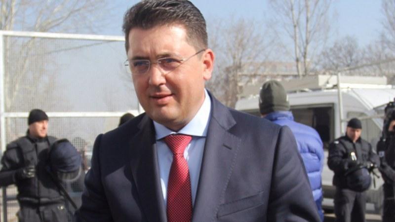 ДАНС отне достъпа до секретна информация на Пламен Узунов