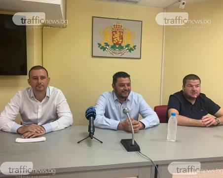 "Изненада! Борислав Инчев стана зам.-кмет в Община ""Родопи"""