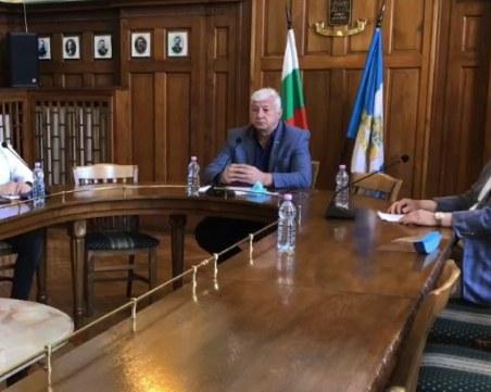 Кризисният щаб в Пловдив с мерки заради ръста на COVID-19