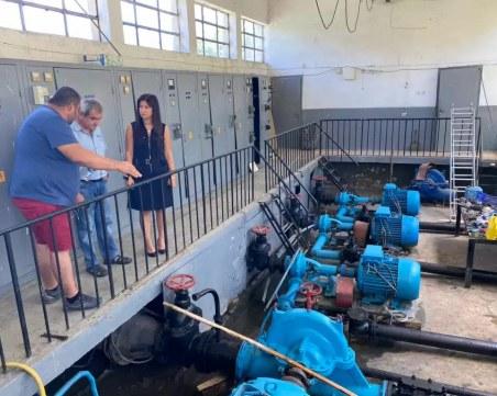 """Ново съоръжение на """"Напоителни системи"""" помага на десетки земеделски производители край Каварна"""