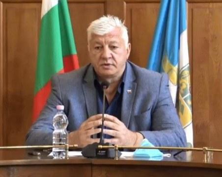 Официално: Здравко Димитров издаде заповед с противоепидемичните мерки в Пловдив