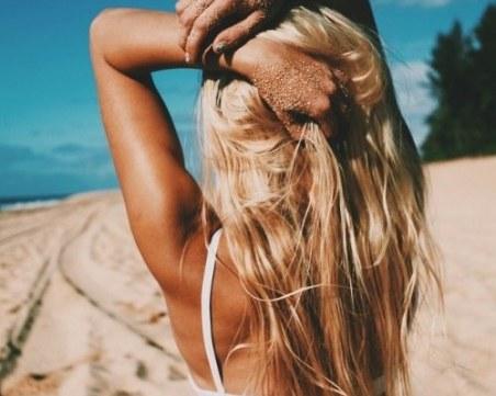 Съвети от фризьор: Как да подготвите косата си за престой на плажа?