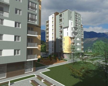 Започват новия етап на жилищен комплекс в Пловдив, предизвикал огромен интерес