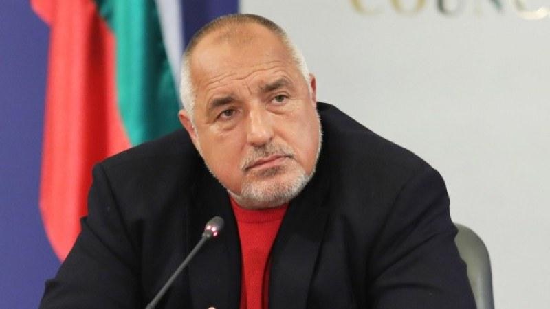 Бойко Борисов: Ще отворим баровете и дискотеките, след като президентът прави протести