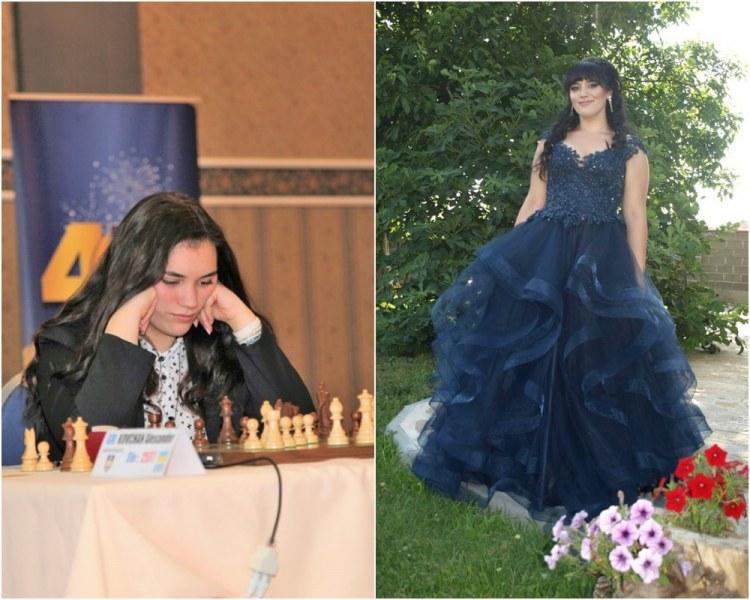 Браво! Пловдивчанката Вики Радева стана първа при жените на международен турнир по шахмат в Парачин
