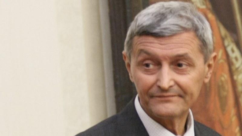 Отведоха съветника на президента Илия Милушев във военната прокуратура