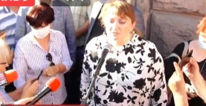 Протестиращи негодуват: Президентът нарече 1 милион българи