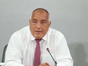 Борисов: Днес героят е Радев - Митко Радев