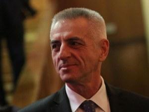 Шефът на НСО подаде оставка