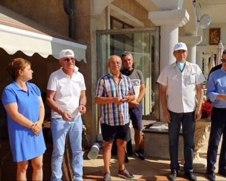 Ахмед Доган и Карадайъ поздравиха активистите на ДПС, обвиниха ГЕРБ за напрежението