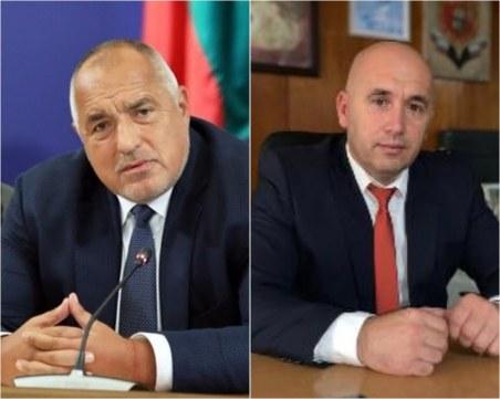 Бойко Борисов поиска оставката на директора на ОД на МВР - Бургас Радослав Сотиров