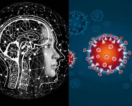 Дори леките случаи на коронавирус могат да увредят мозъка