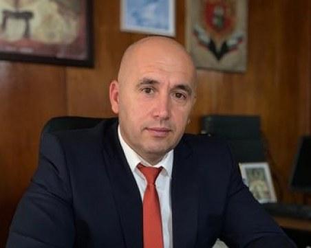 Шефът на ОД на МВР - Бургас Радослав Сотиров хвърли оставка