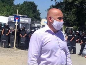 Младен Маринов: Няма да приема оставката на шефа на полицията в Бургас