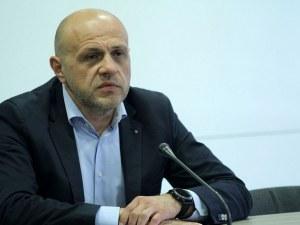 Томислав Дончев: Няма да допуснем гражданска война