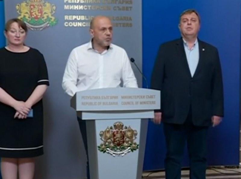 Томислав Дончев: Румен Радев поиска цялата власт! Сега и безконтролно