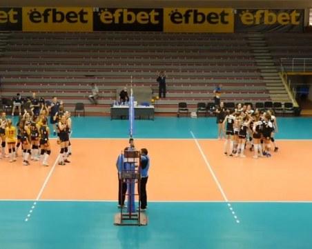 Старшата на Марица стартира ударно на финалите в София