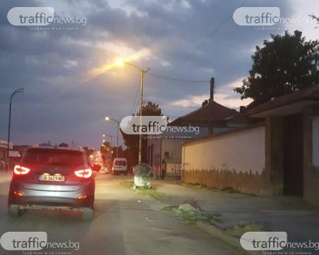 Зверска тапа в Чирпан след автомелето на АМ