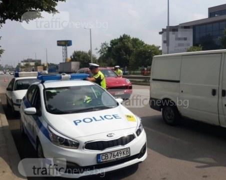 Акция на КАТ! Пътна полиция погна обществения транспорт в Пловдив