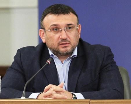 ДБ с ултиматум: Чакаме до 18 ч. оставката на Младен Маринов, после отиваме пред МВР