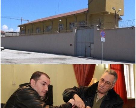 Осъден за убийство и бягство е заразеният затворник в Пловдив
