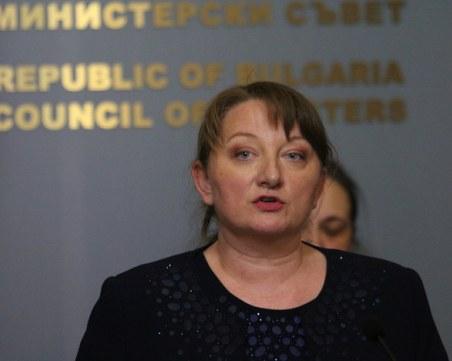 Сачева: Напрежението на протестите ескалира заради провокатори