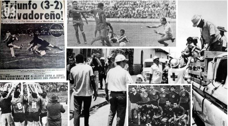 На този ден: Футболен мач става повод за война