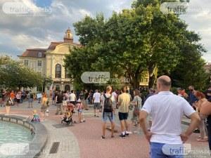 Българският лекарски съюз към протестиращите: Спазвайте противоепидемичните мерки