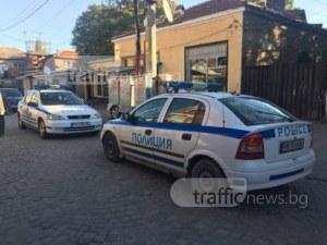Скандал на изхода на Пловдив! Шофьор удари друг водач, защото шарил между лентите