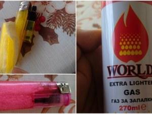 Взривоопасно! Запалки гърмят в ръцете на потребители след презареждане