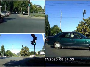 Засечка на кръстовище в Пловдив - резултатът: катастрофа, счупени фарове и изкривени ламарини