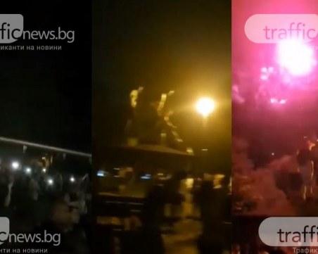 """След погрома при """"забранените балове"""" в Розариума – полицията издири извършителите"""