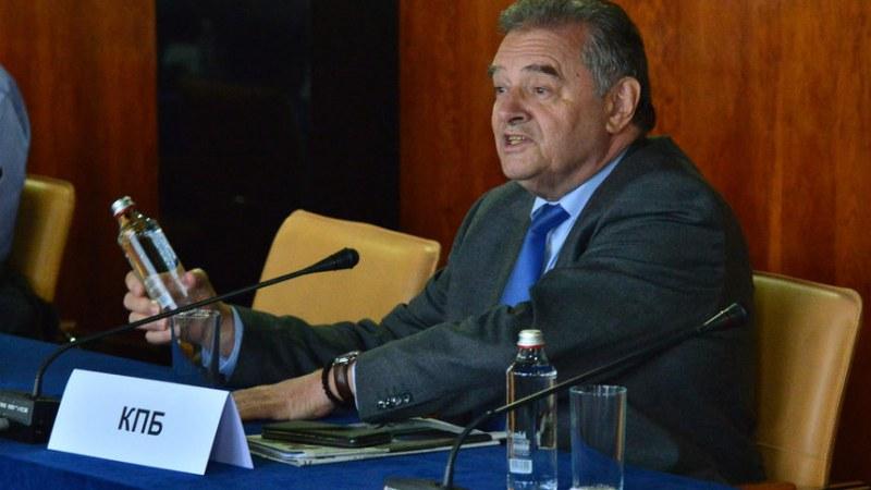 Александър Паунов напусна