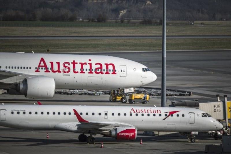 Австрия спира всички полети от и за България