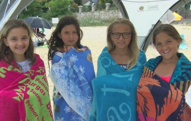 Деца спасиха 7-годишно момиченце от удавяне край Каваците
