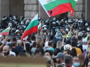 СДВР: На протестите има провокатори, не им се поддавайте