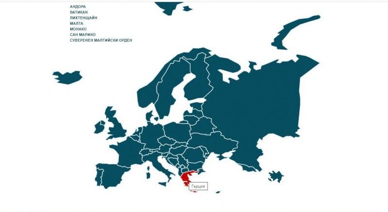 В кои държави как пътуваме в условия на COVID-19? МВнР с интерактивна карта