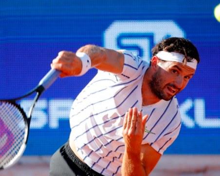 Без Гришо на първия турнир от рестарта на сезона в тениса