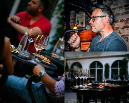 Вино, гурме и джаз се срещат в своя апогей под БезистенЪ в Пловдив