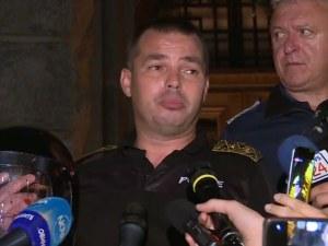 Шестима са арестувани след протеста днес, двама полицаи са пострадали