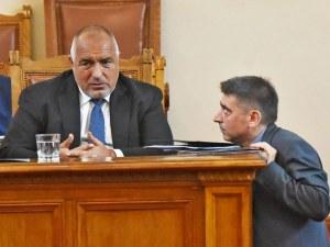 След поста за Спондж Боб, Борисов забрани на Данаил Кирилов да пише във Фейсбук