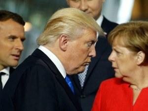 Тръмп: Европейският съюз използва САЩ